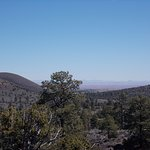 Coconino National Forest, Flagstaff AZ. Viewing Painted Desert.