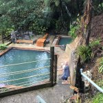 Photo de Okoroire Hot Springs Hotel