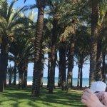 Photo de Playa La Carihuela