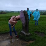 Rain on the Hill...