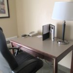 Desk Area, Best Western Pony Soldier Inn, Airport, Portland, Oregon