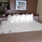 King Size Bed, Best Western Pony Soldier Inn, Airport, Portland, Oregon