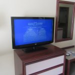 TV, Best Western Pony Soldier Inn, Airport, Portland, Oregon