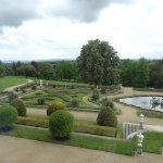 des jardins grandioses !