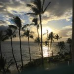 Turtles in front of Hale Pau Hana and sunsets galore