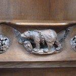 underseat carvings