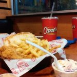 Cane's Chicken Finger Meal