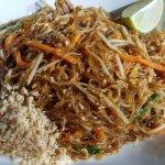 Noodles Padthai Calle con ternera