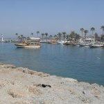 Der pittoreske Hafen ist gleich in Sichtweite und ein kleines Paradies...