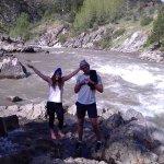 Loving the hot springs