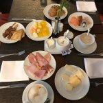 Westin Grand Berlin - Breakfast