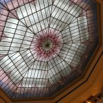 Westin Grand Berlin - Glass dome above the grand staircase