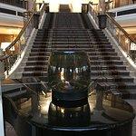 Westin Grand Berlin - Grand staircase