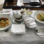Signature Suite - Room service lunch