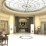 Westin Palace - Entrance