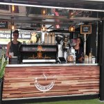 Caliente Coffee Kiosk, Clayfield Markets, 30 metres from motel.