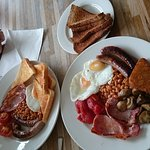 Good quality breakfast