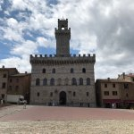 Photo of Piazza Grande a Montepulciano