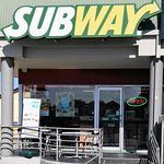 Subway - 30 metres from motel