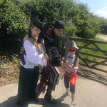 Took the kids here yesterday for pirates wk.They had a fantastic day would def recommend so much