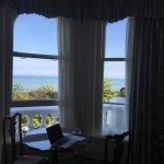 Second floor, sea view suite. beautiful views.