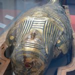 one of the real mummies