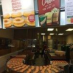 Fresh Made Krispy Kremes