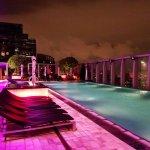76th floor pool deck