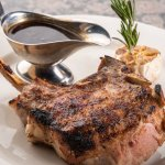 Bone In Veal Chop
