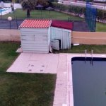 Compare and contrast with neighbouring hotel's pool!