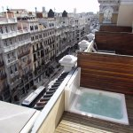 Gran Via from Duplex Suite #607