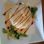Chicken stuffed mofongo - excellent!