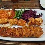 Amazing kebabs!