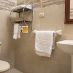 All rooms have private bathrooms. We keep them very clean