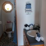 All the cottages have a full bathroom with tub and shower.