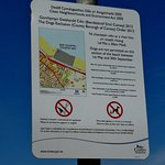 Colwyn Bay beach has a dog exclusion zone during the summer