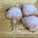 Dessert Sfogliatelle napolitain
