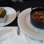 spécialité du gers confit de canard et viande porc