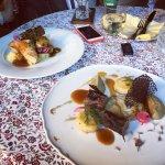 Foto de Villa Rosa Pension and Restaurant