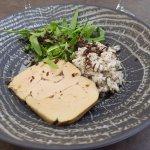 Risotto de truffes & Foie-gras