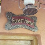 The most romantic themed Forest House