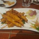 Chicken starter