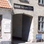 Museo y tiendas antiguas