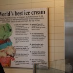 "Tauk World Discovery employees rated Cows ""World's best ice cream"" of 63 countries they serve."