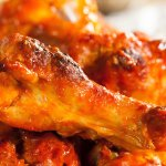 $.44 Tuesday wing special! (minimum 10)