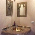 Salle de bains chambre Essaouira / Bathroom, Essaouira room
