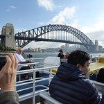 Sydney Harbour Bridge Foto