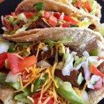 Braised brisket tacos!