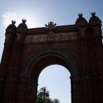 Photo de Arc de Triomf
