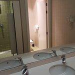 En-suite bathroom for 12 bed room.